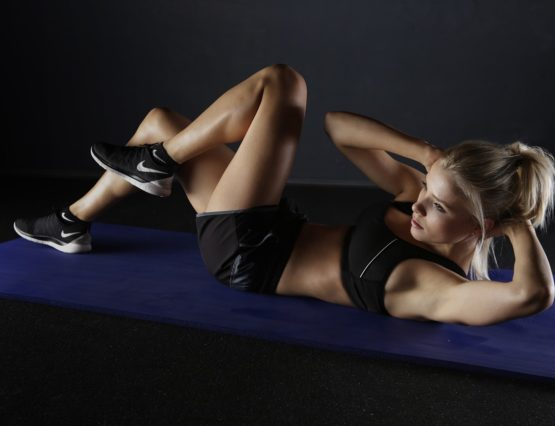6 Home Exercises When you Can't Make it to the Gym
