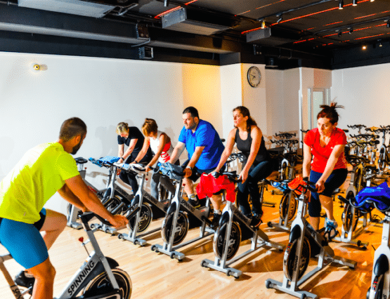 spinning workout - Whim Gym Tips