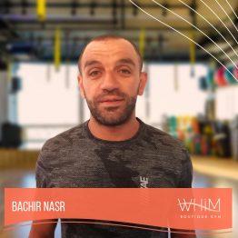 Bachir Nasr abs TRX Stretching Whim Boutique Gym Hazmieh Lebanon
